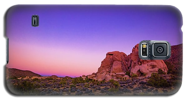 Desert Grape Rock Galaxy S5 Case