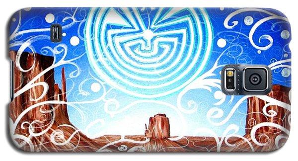 Desert Hallucinogens Galaxy S5 Case