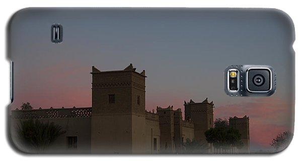 Desert Kasbah Morocco 2 Galaxy S5 Case