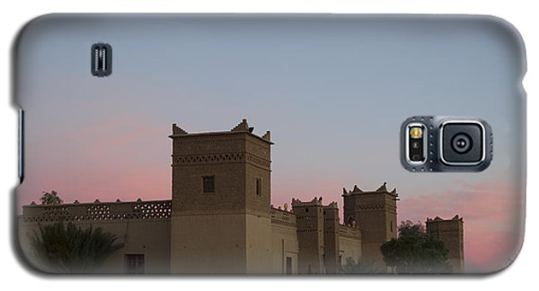 Desert Kasbah Morocco Galaxy S5 Case
