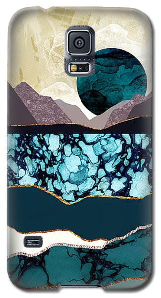 Landscapes Galaxy S5 Case - Desert Lake by Katherine Smit