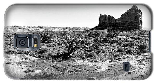 Desert Landscape - Arches National Park Moab, Utah Galaxy S5 Case
