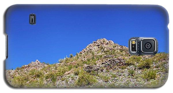 Desert Mountaintop Galaxy S5 Case by Ed Cilley