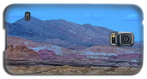 Galaxy S5 Case featuring the photograph Desert Night by Onyonet  Photo Studios