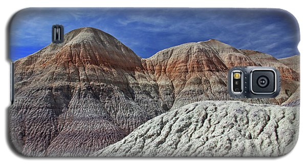 Galaxy S5 Case featuring the photograph Desert Pastels by Gary Kaylor
