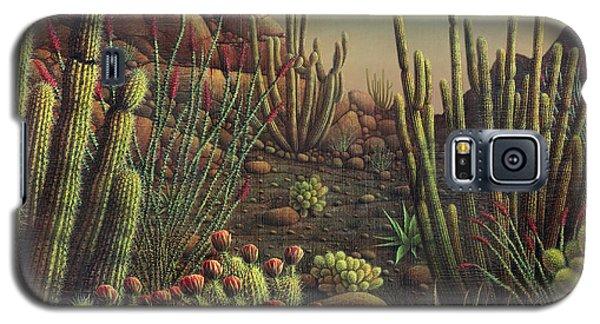 Desert Potpourri  Galaxy S5 Case
