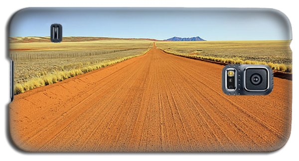 Desert Road Galaxy S5 Case