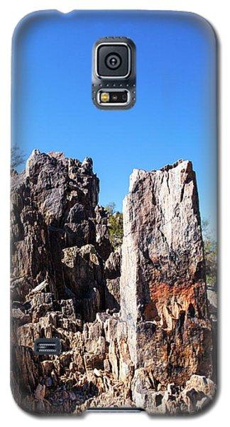 Desert Rocks Galaxy S5 Case by Ed Cilley