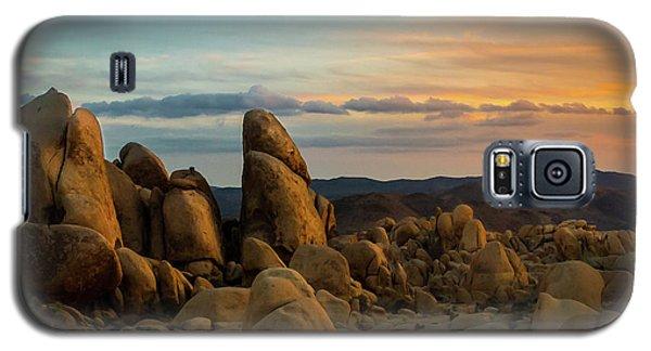 Desert Rocks Galaxy S5 Case