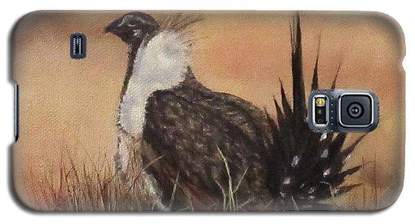 Desert Sage Grouse Galaxy S5 Case