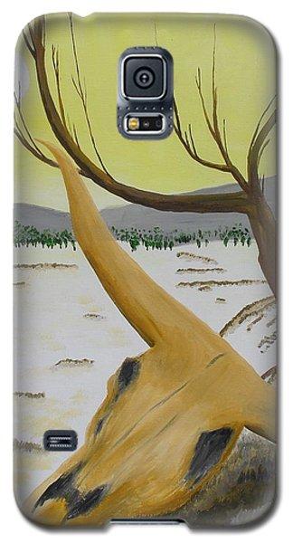 Desert Skull Galaxy S5 Case