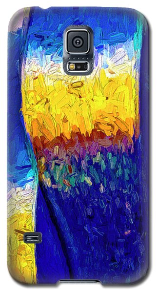 Galaxy S5 Case featuring the photograph Desert Sky 1 by Paul Wear