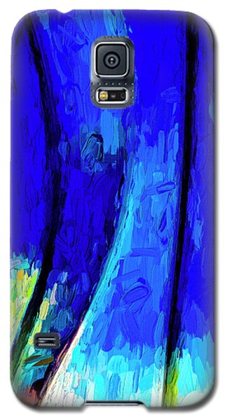 Galaxy S5 Case featuring the photograph Desert Sky 2 by Paul Wear