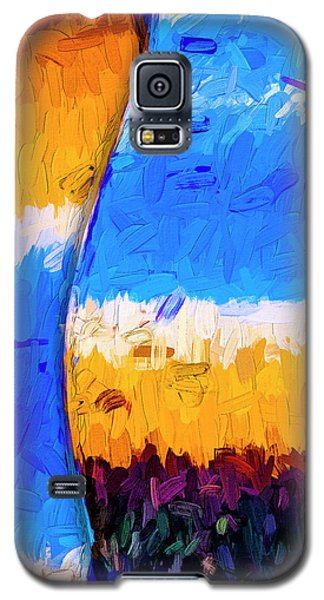 Galaxy S5 Case featuring the photograph Desert Sky 3 by Paul Wear