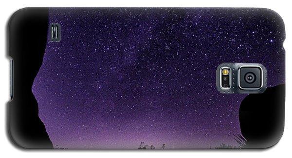 Desert Starscape Galaxy S5 Case