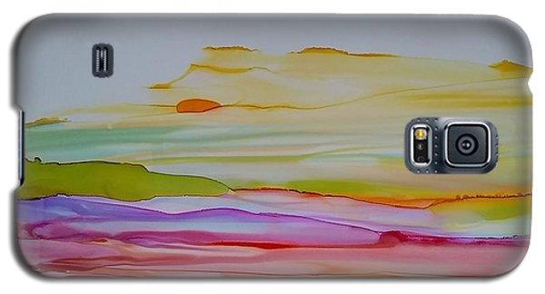 Desert Steppe Galaxy S5 Case