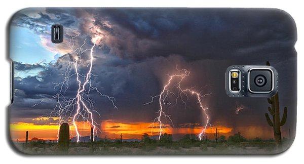 Desert Strike Galaxy S5 Case