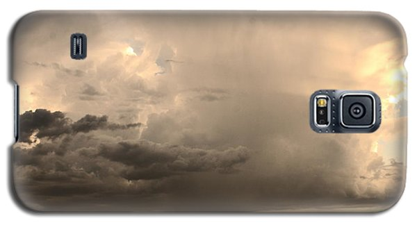 Desert Thunderstorm Galaxy S5 Case