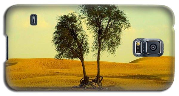 Desert Trees Galaxy S5 Case