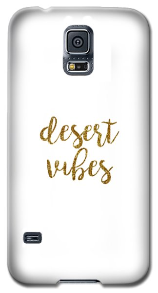 Desert Vibes 2 Galaxy S5 Case