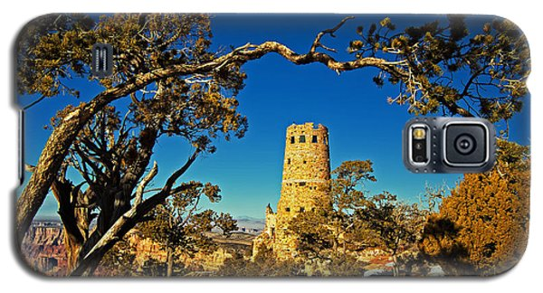 Desert View Watchtower, Grand Canyon National Park, Arizona Galaxy S5 Case