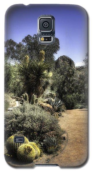 Desert Walkway Galaxy S5 Case