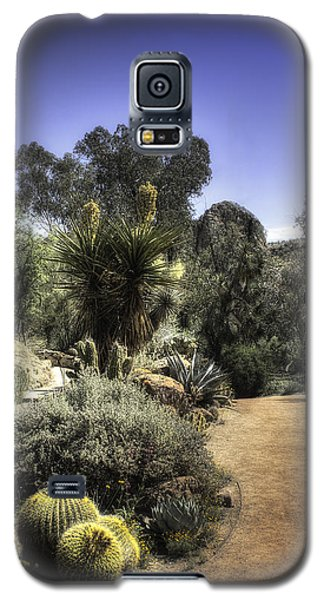 Desert Walkway Galaxy S5 Case by Lynn Geoffroy