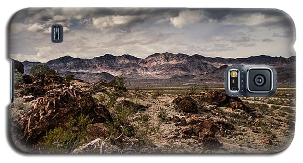 Deserted Red Rock Canyon Galaxy S5 Case
