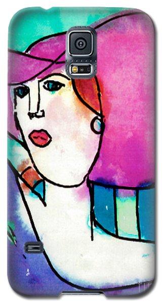 Design Lady Galaxy S5 Case