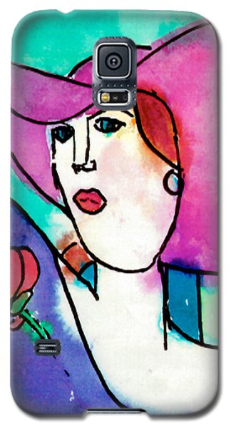 Design Lady Galaxy S5 Case