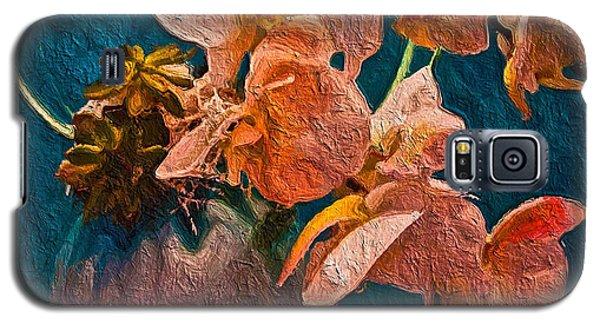 Designer Floral Arrangement Galaxy S5 Case