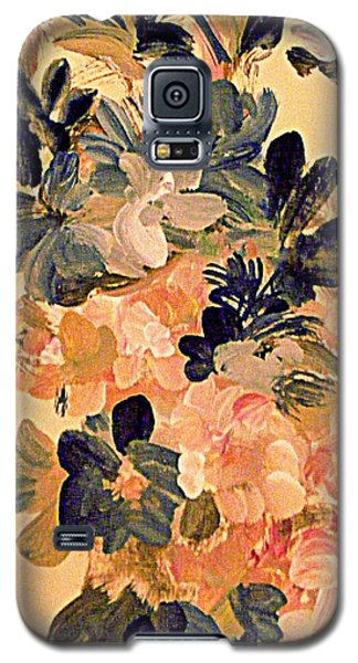 Designing Flowers Galaxy S5 Case