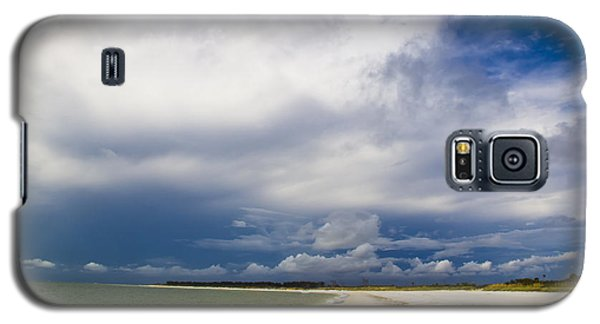 Desoto Beach Galaxy S5 Case