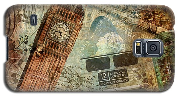 Tower Of London Galaxy S5 Case - Destination London by Mindy Sommers