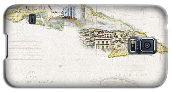 Destination Trinidad Galaxy S5 Case