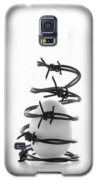 Destined To Be A Prisoner For Life Galaxy S5 Case by Yvette Van Teeffelen