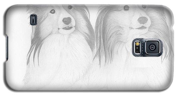 Destiny And Ziva Galaxy S5 Case