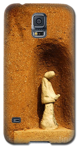 Galaxy S5 Case featuring the photograph Detail Mission Of The Sun by Vivian Christopher