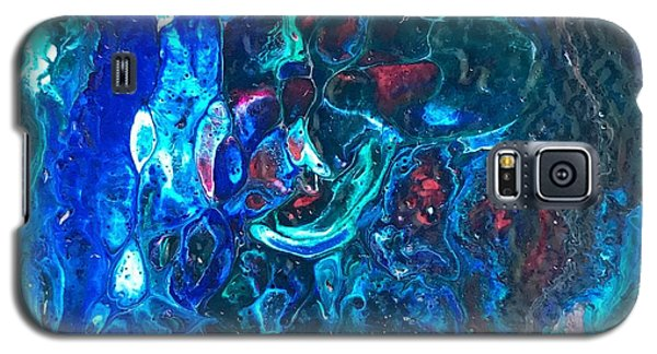 Detail Of 2001 Hardy 2 Galaxy S5 Case