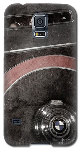 Galaxy S5 Case featuring the photograph Detail Of A Vintage Car. by Andrey  Godyaykin
