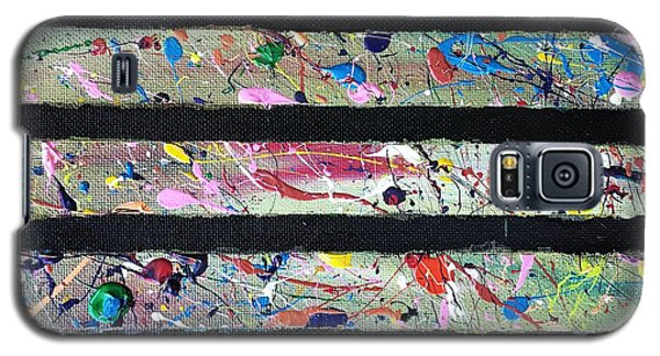 Detail Of Agoraphobia 2 Galaxy S5 Case