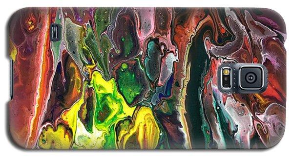 Detail Of Auto Body Paint Technician  Galaxy S5 Case