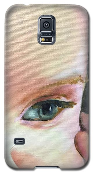 detail of Benson Galaxy S5 Case