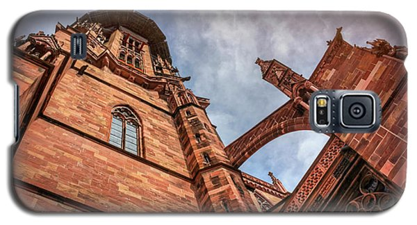 Detail Of Freiburg Cathedral Germany  Galaxy S5 Case