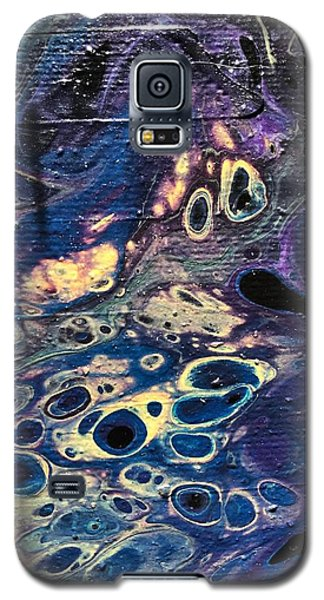Detail Of He Likes Space Galaxy S5 Case
