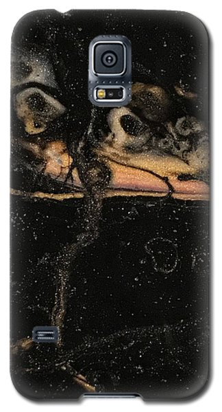 Detail Of New Orleans Saxophone Galaxy S5 Case
