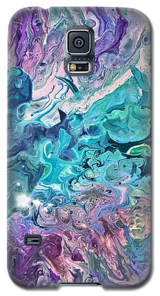 Detail Of Waves 2 Galaxy S5 Case
