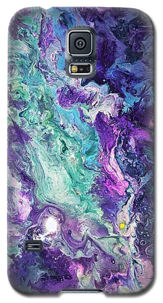 Detail Of Waves 3 Galaxy S5 Case
