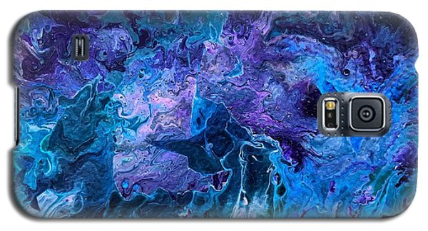 Detail Of Waves 5 Galaxy S5 Case