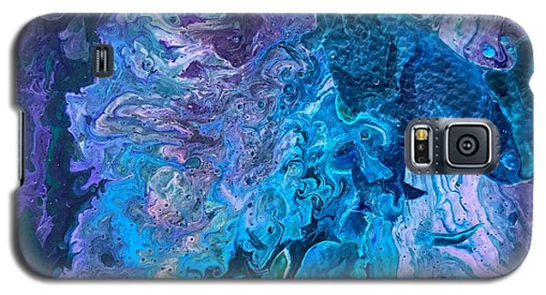 Detail Of Waves 6 Galaxy S5 Case